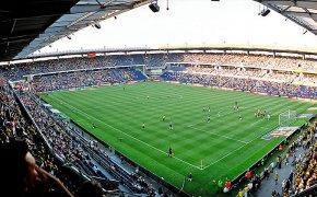 Brøndby Stadion, Denmark