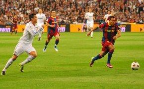 Ronaldo vs FC Barcelona