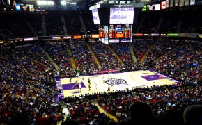 Sacramento Kings home arena.