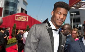 Jimmy Butler at the ESPYS