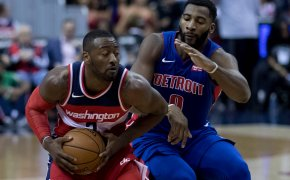 Andre Drummond defends John Wall