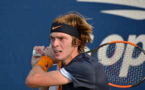 Andrey Rublev is in the Hamburg Open finals