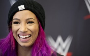Sasha Banks, WWE wrestler