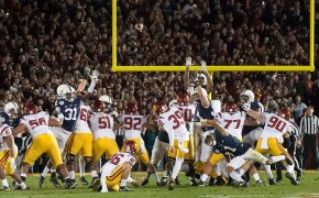 USC beats Penn State in the Rose Bowl