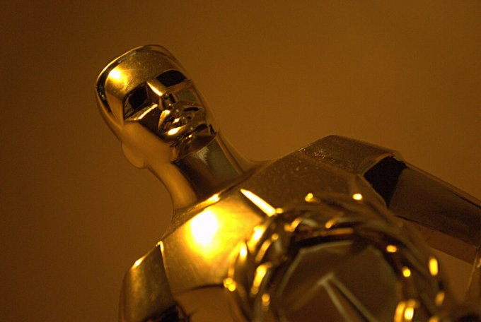 The coveted Oscar statuette