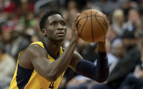 Victor Oladipo is currently out injured for the Pacers