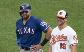 Chris Davis, Joey Gallo