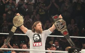 WWE Heavyweight Champion Daniel Bryan