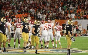 Alabama Notre Dame National Title Game