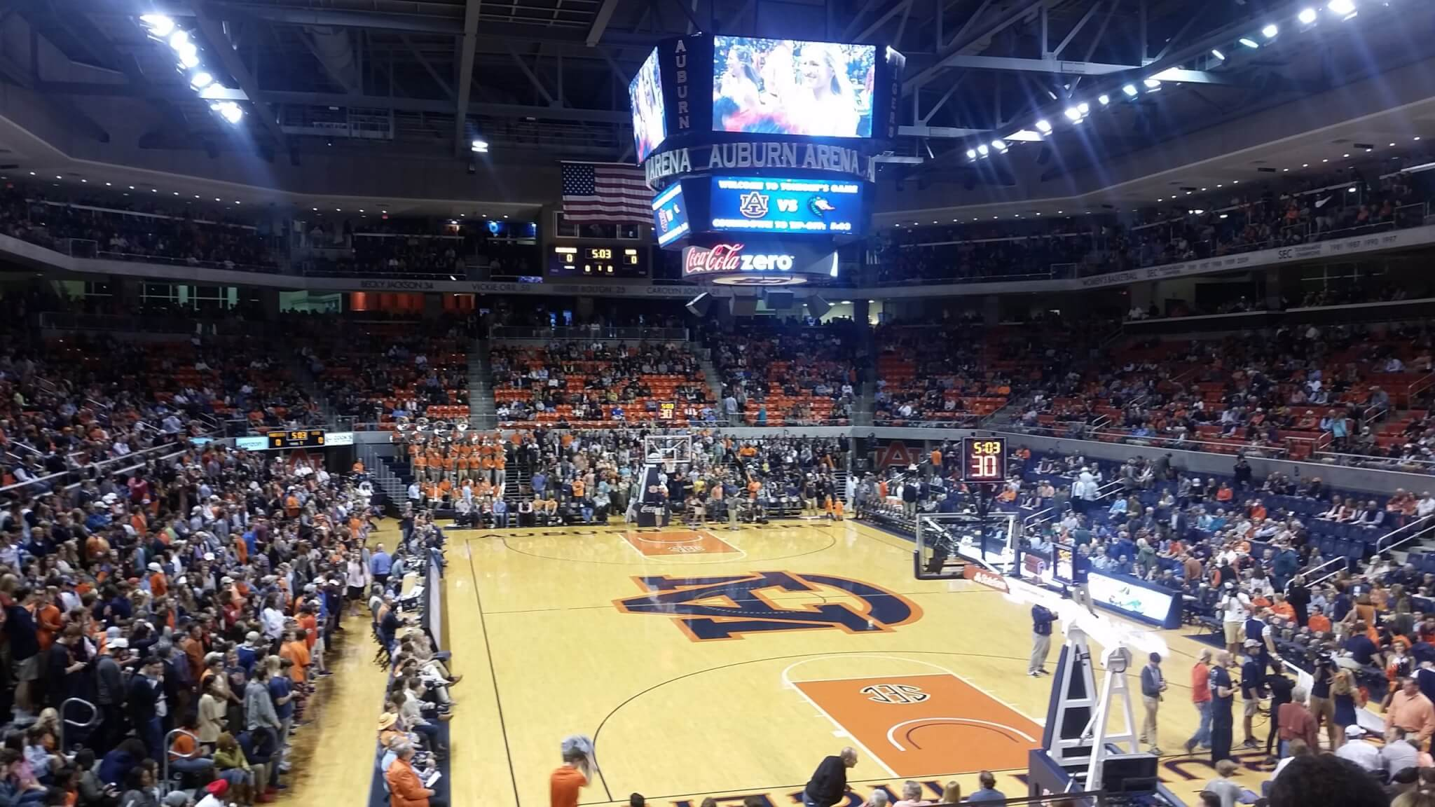 Unbeaten Auburn Laying 8 To Nc State In First Real Test Of