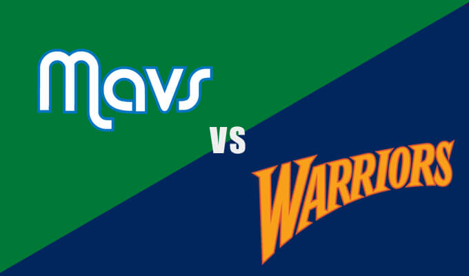 Dallas Mavericks vs Golden State Warriors