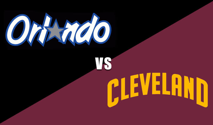 Orlando Magic vs Cleveland Cavaliers