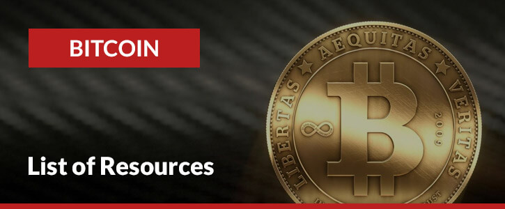 Bitcoin Resources Header