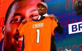 Bradley Chubb of the Denver Broncos