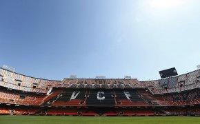 Valencia's Camp de Mestalla