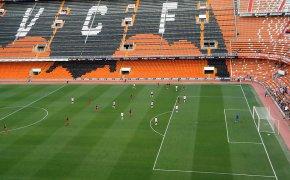 Mestalla, Stadium