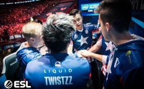 Team Liquid is a favorite at ESL New York