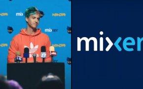 Ninja is moving to Mixer