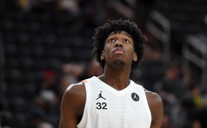 James Wiseman of Memphis