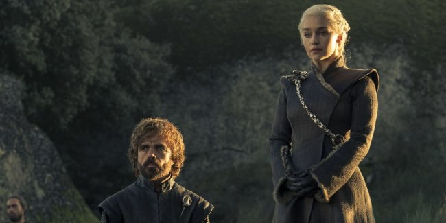 Peter Dinklage and Emilia Clarke from Game of Thrones are both nominated for an Emmy.