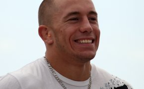 A smiling GSP