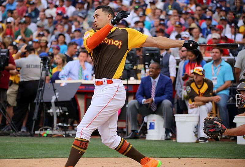 Giancarlo Stanton All-Star Game