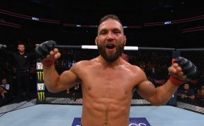 Jeremy Stephens after beating Doo Ho Choi at UFC Fight Night