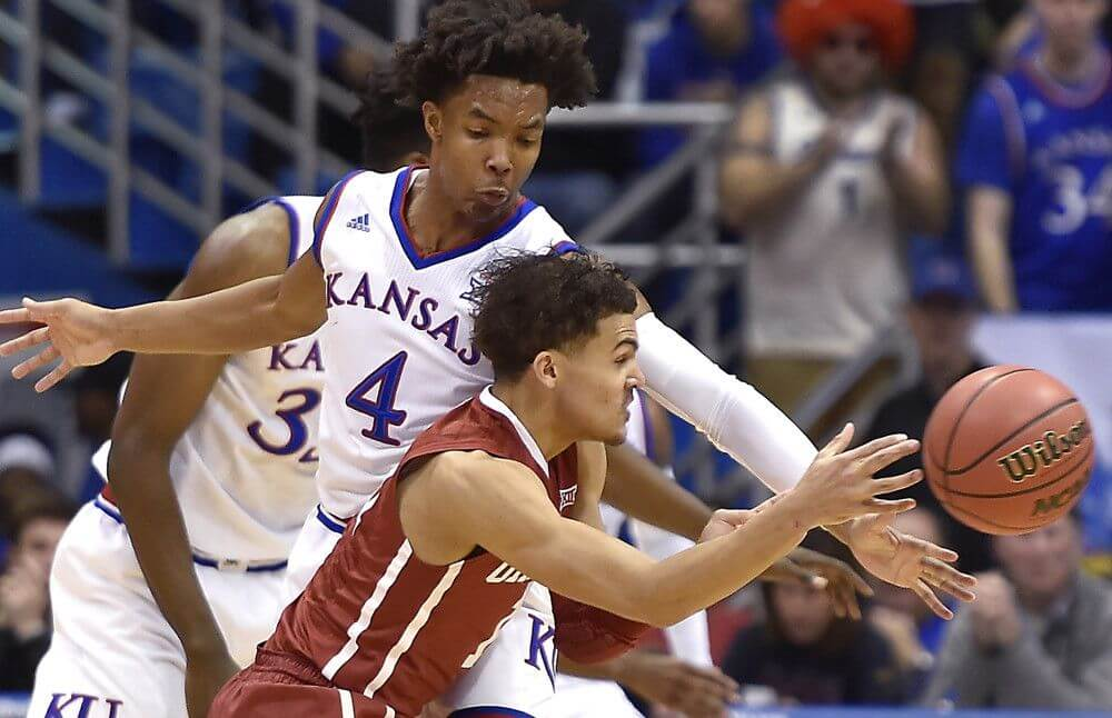 Oklahoma basketball: Sooners first four in, on bubble in latest bracketology