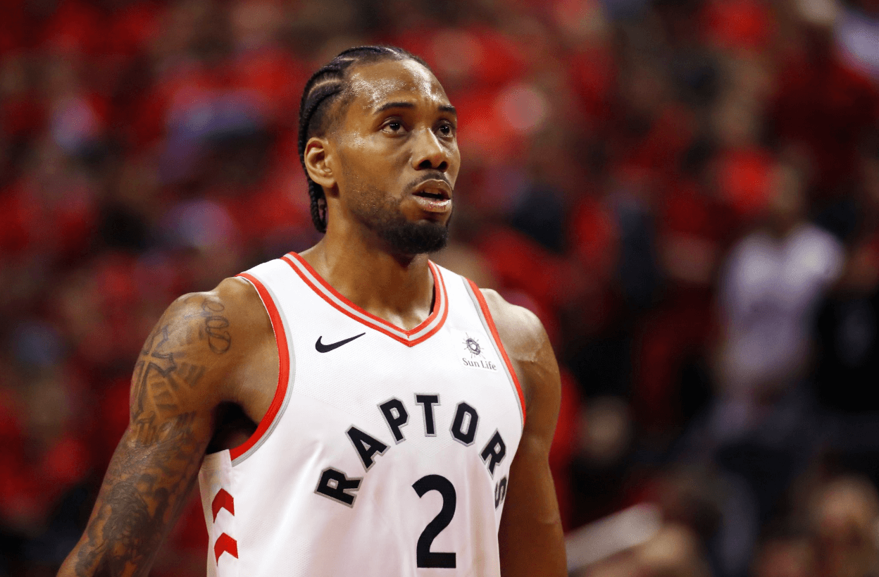 After Opting Out of Contract, Raptors Now Odds-On Favorites to Sign