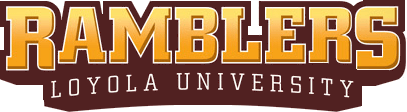 Loyola-Chicago Ramblers wordmark