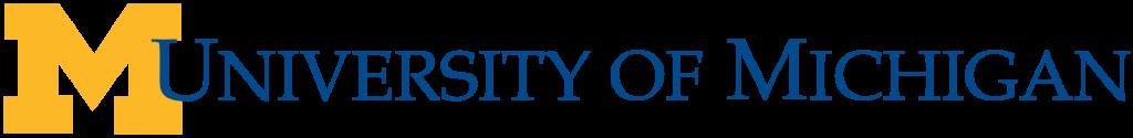 University of Michigan wordmark