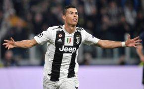 Juventus' Ronaldo