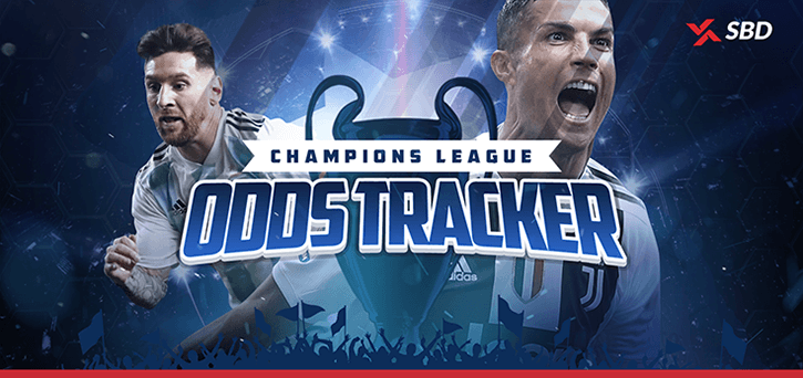 2018 Champions League Odds Tracker