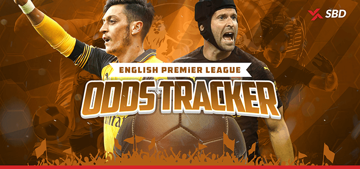 Track odds of individual teams or the entire EPL league.