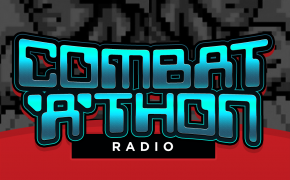 Combat-A-Thon Podcast cover art