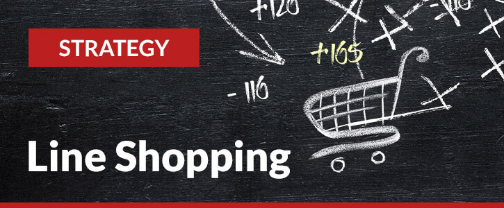 line shopping strategy header