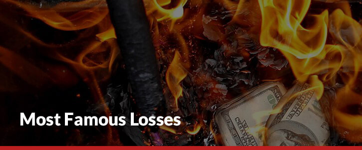 The Most Famous Sports Betting Losses in History