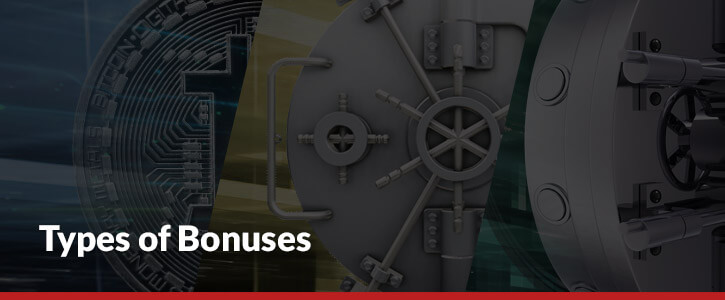 the different types of sportsbook bonuses vault image