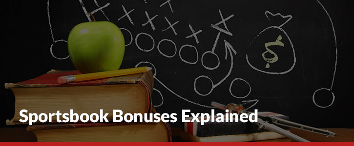 sports betting bonuses explained