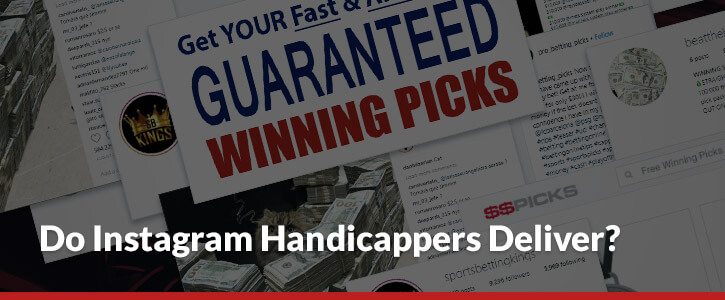 do instagram handicappers deliver header image