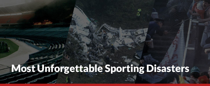 sporting event disasters header image