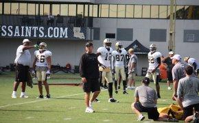 Saints coach Sean Payton