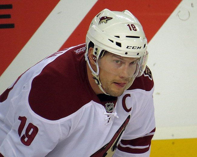 Shane Doan - Photo Credit: By 5of7 (Wiki)