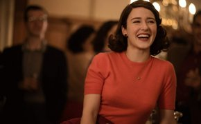 The Marvelous Mrs. Maisel is poised to win Best Television Musical or Comedy - Again!