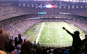 NFC South odds new orleans saints superdome