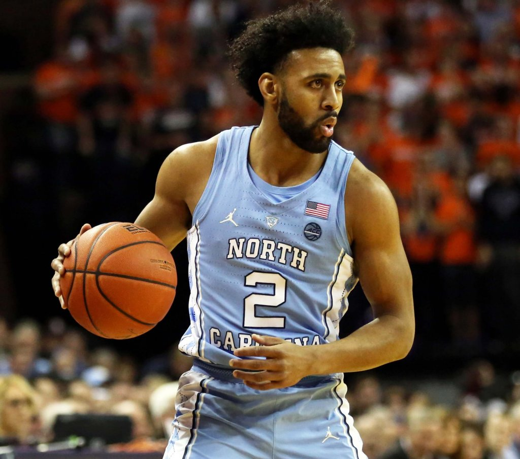 UNC guard Joel Berry