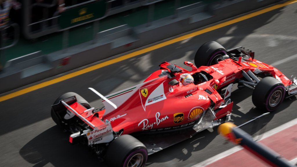 Formula One Bets
