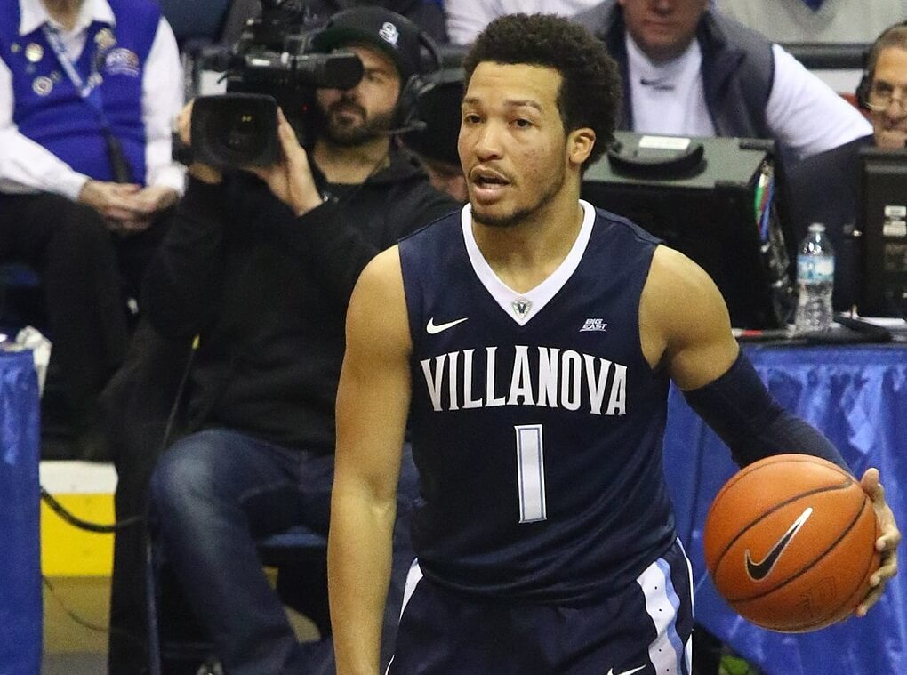 Villanova guard Jalen Brunson
