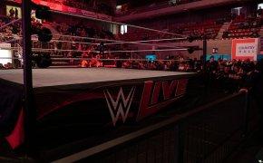 WWE ring