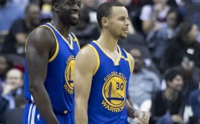 Steph Curry and Draymond Green on the road against the Wizards